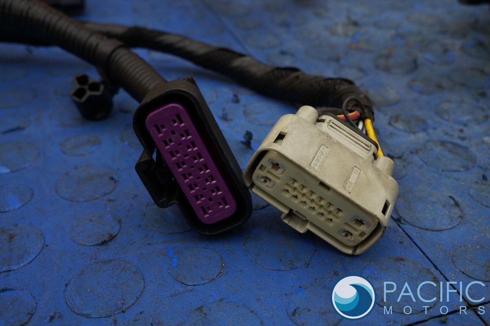 Fuel Tank Pump Wiring Wire Harness ...