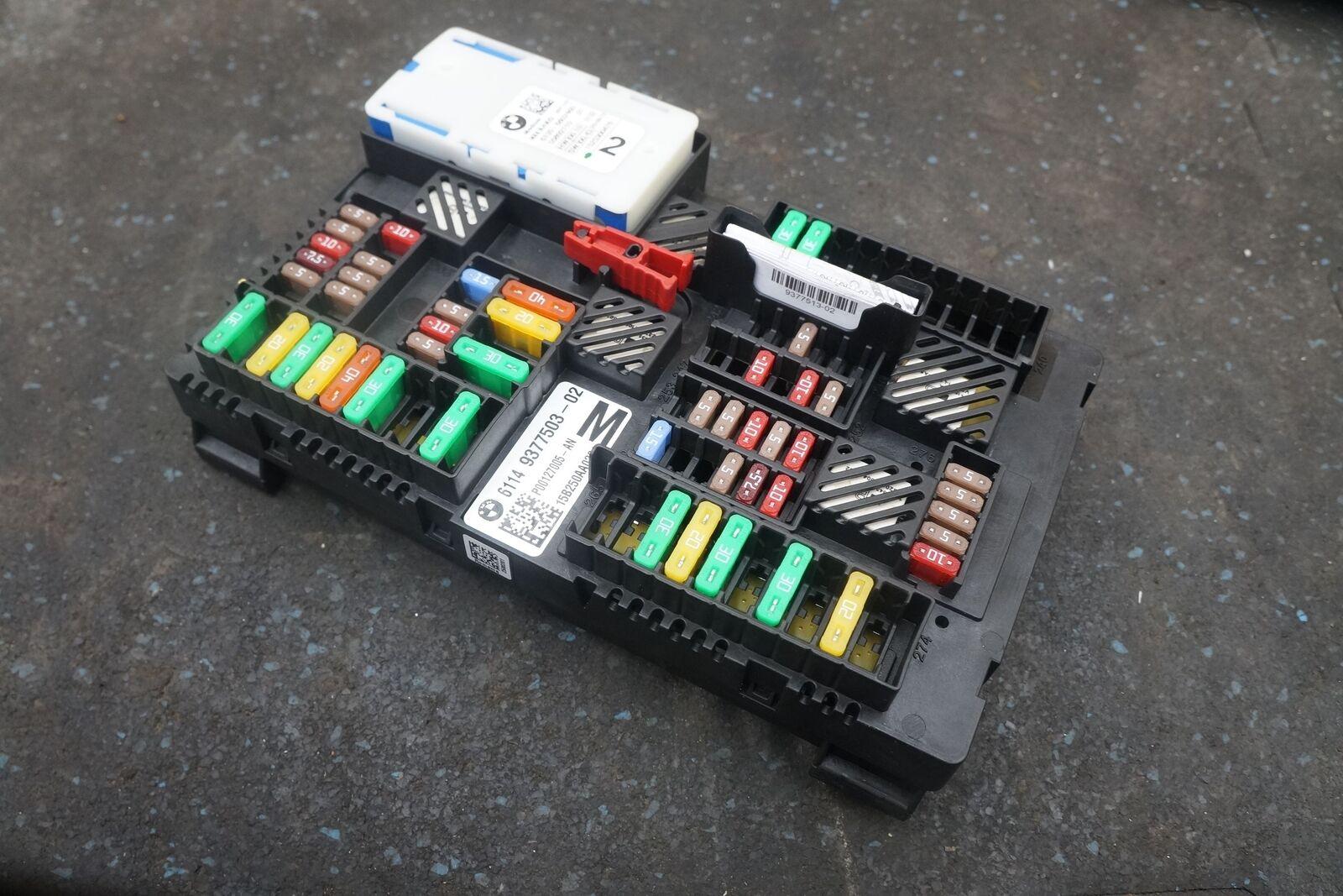 Bmw Power Distribution Fuse Box Schematic Diagram Electronic 1998 Fiat Bravo 14 Rear Block 61149377503 750i 740i G11 Rhpacificmotors