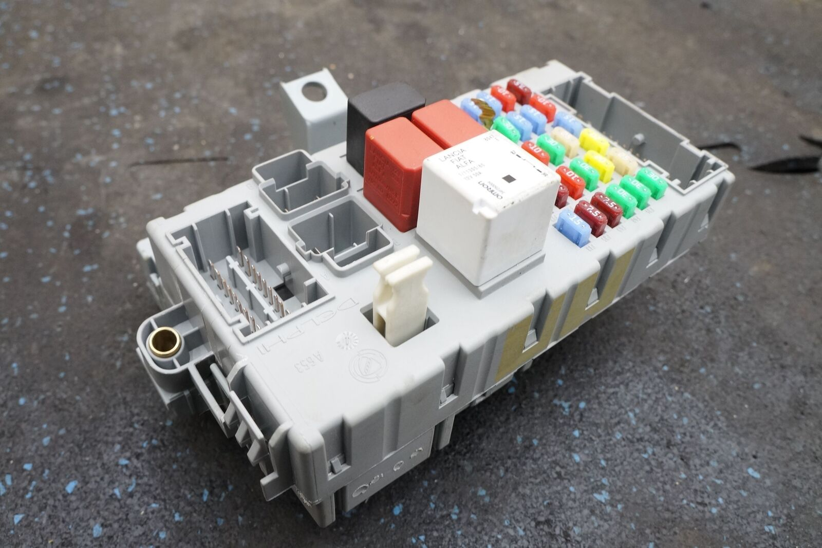 Fuse Box Relay Body Control Module Ecu 229377 245788 Oem Ferrari Car
