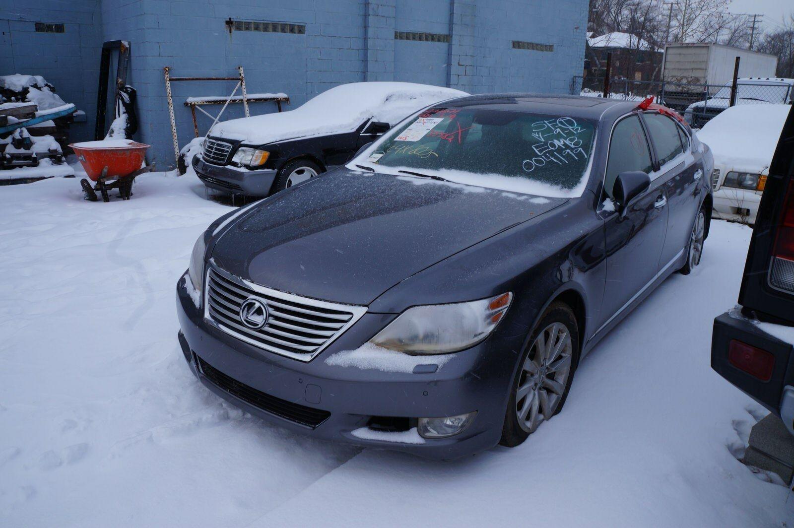 Left Dash Junction Fuse Box 82730-50720 Lexus LS460 ...