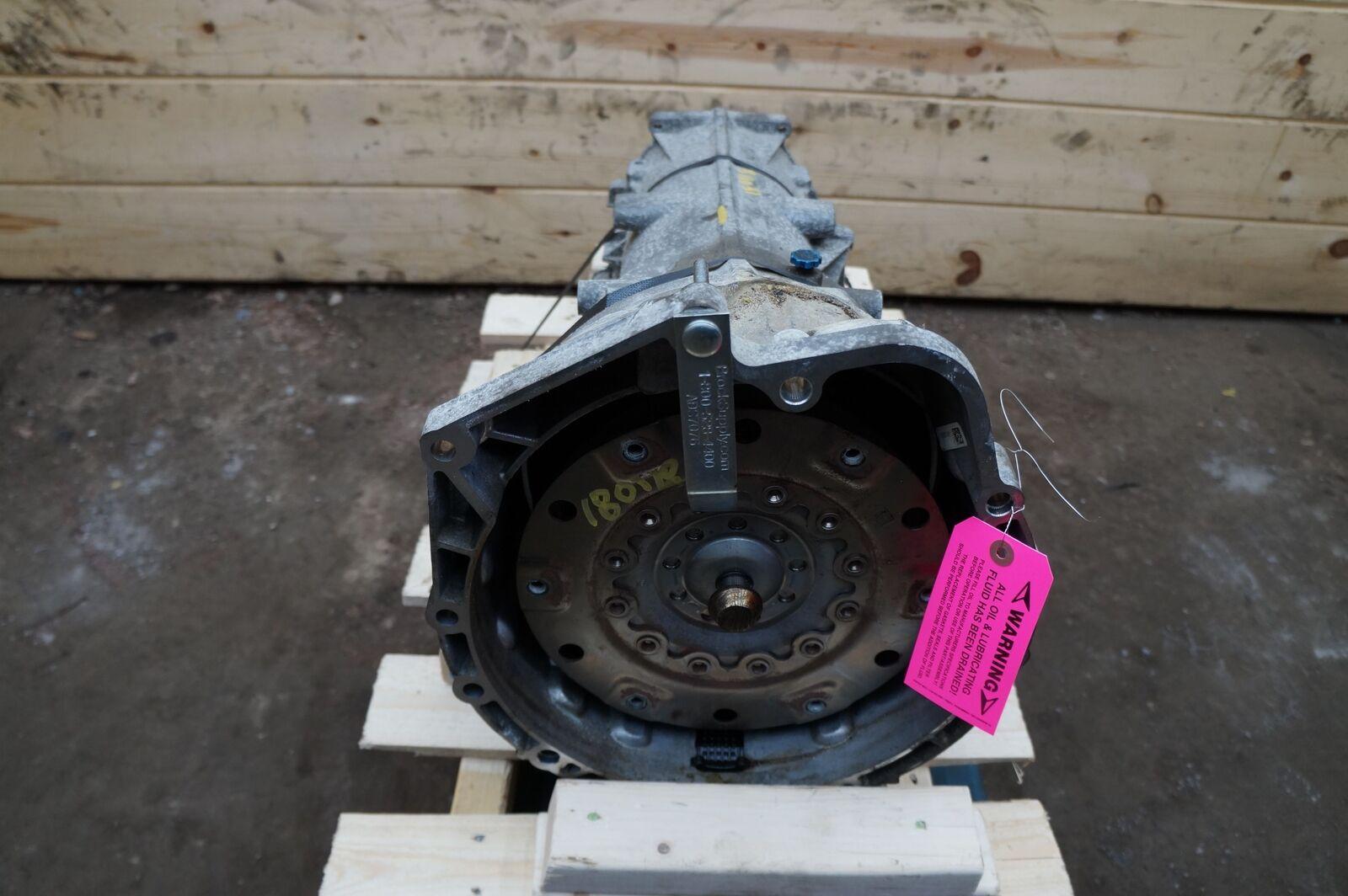 8 Speed Automatic Zf 8hp45 Transmission 24007629532 Bmw