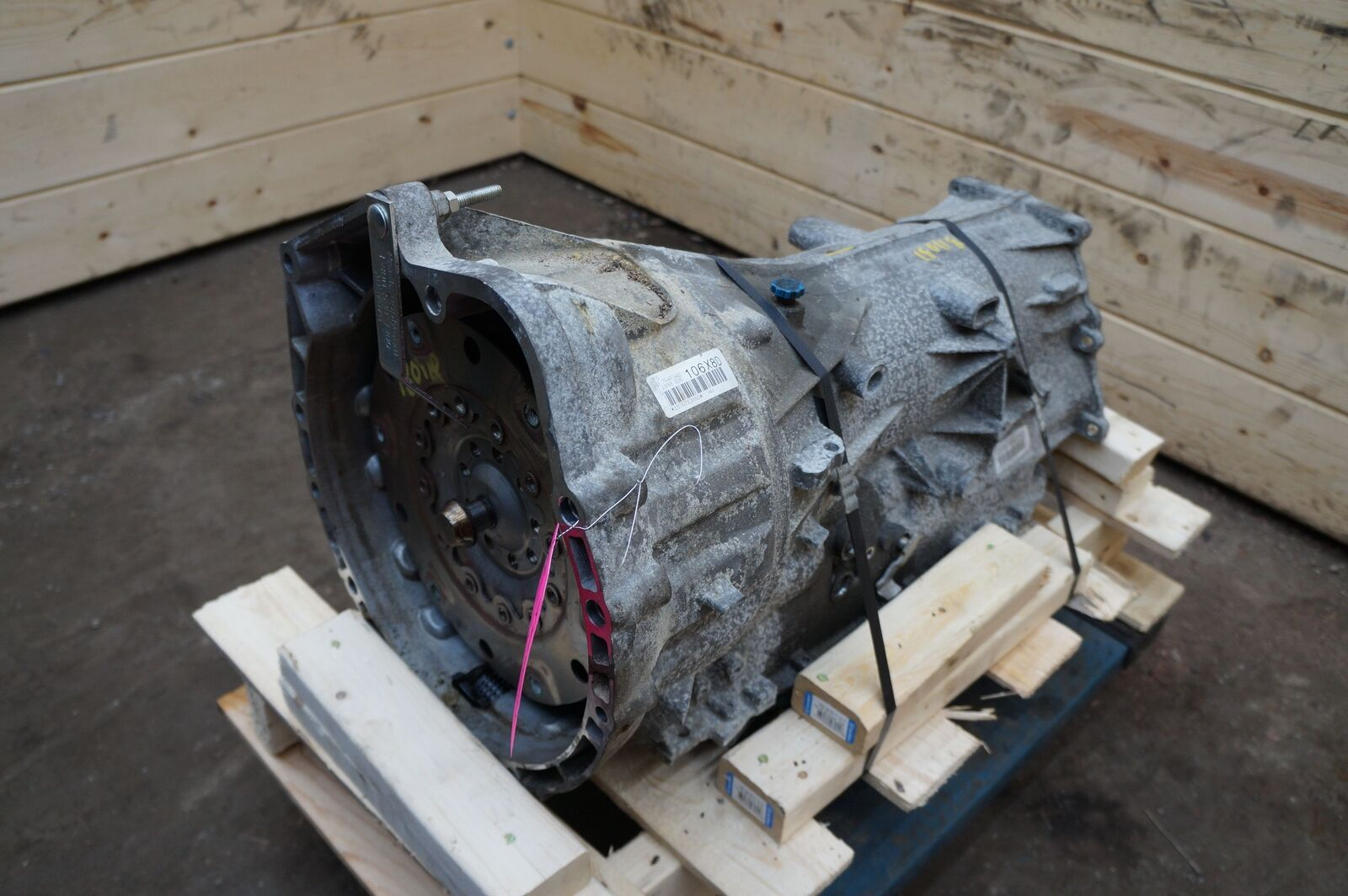 8 Speed Automatic Zf 8hp45 Transmission 24007629532 Bmw