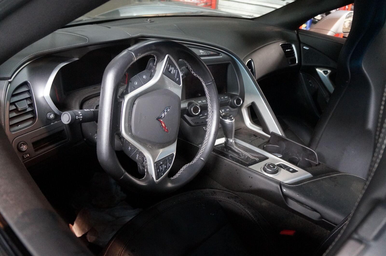 Body Fuse Box Relay Junction Terminal 23301924 Oem Chevrolet C7 Corvette