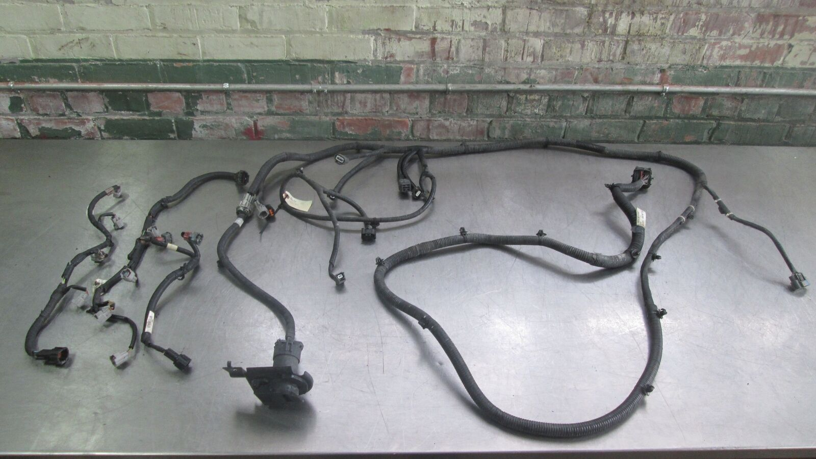 Rear Trailer Hitch Wire Wiring Harness ...