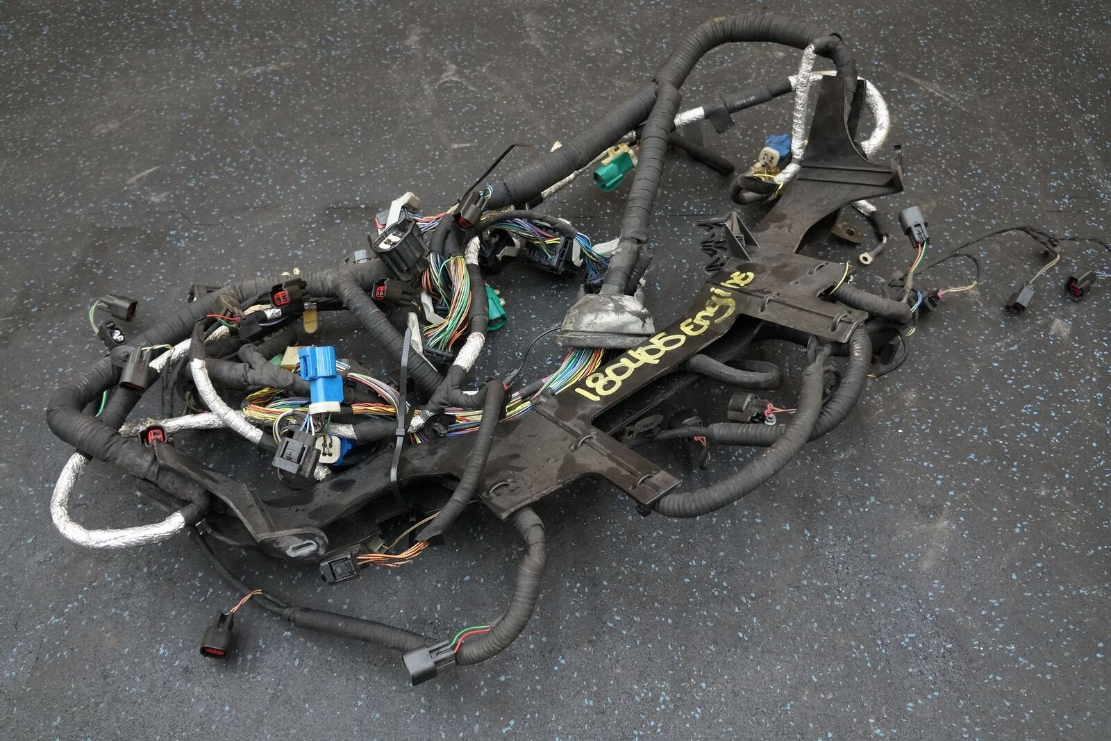 Engine Wiring Wire Harness Assembly 4G4312B637AD OEM Aston Martin ...