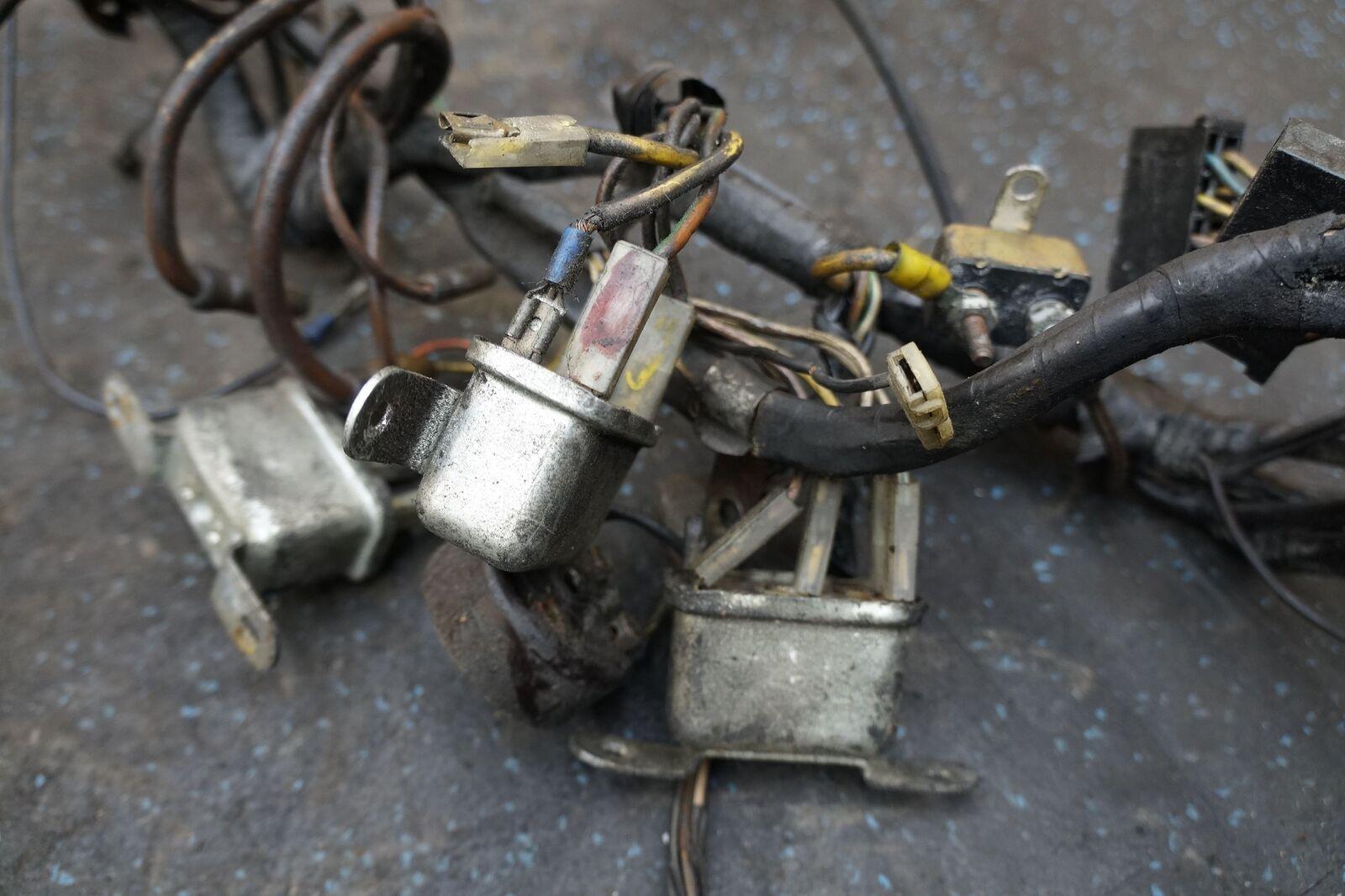 Engine Bay Wiring Wire Harness ...
