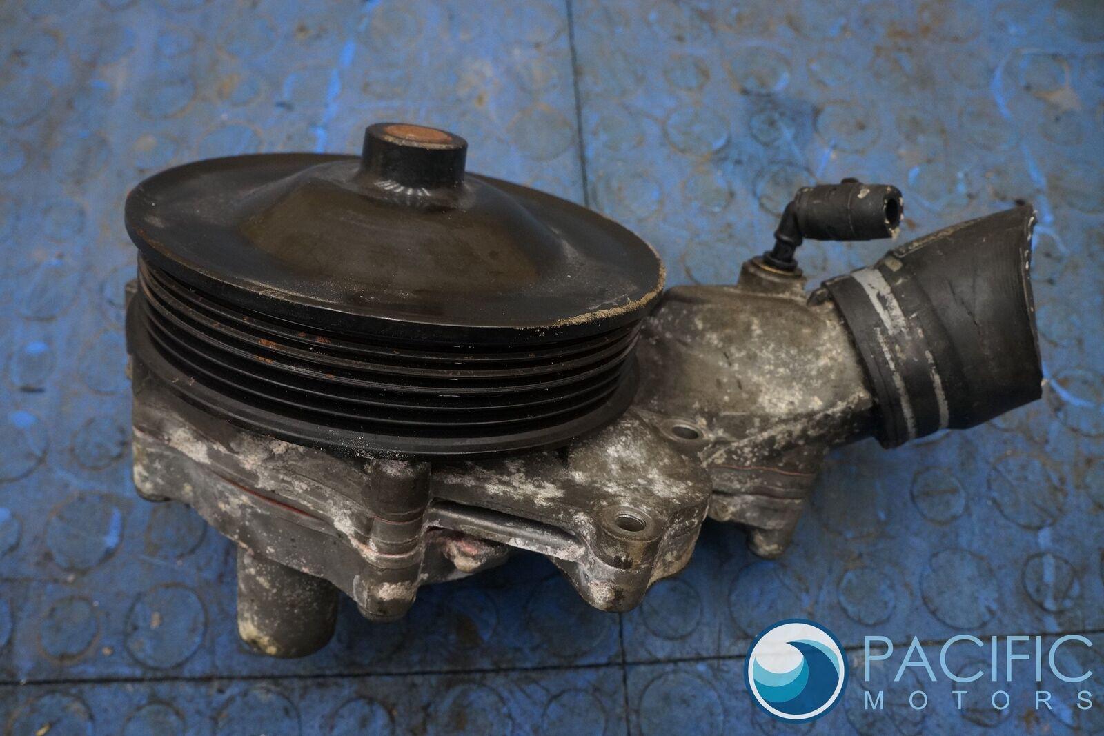 Engine Coolant Water Pump C2Z31587 8W938K500AC Jaguar ...