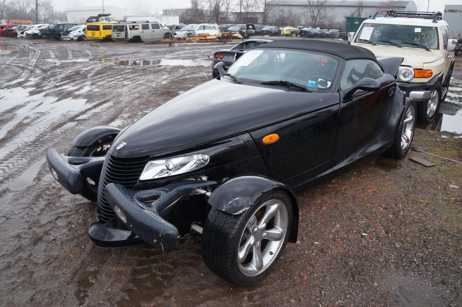 Plymouth Prowler Wiring Harness Explained Diagrams Dash Panel Frame Duct Wire 4865387 Oem 2010