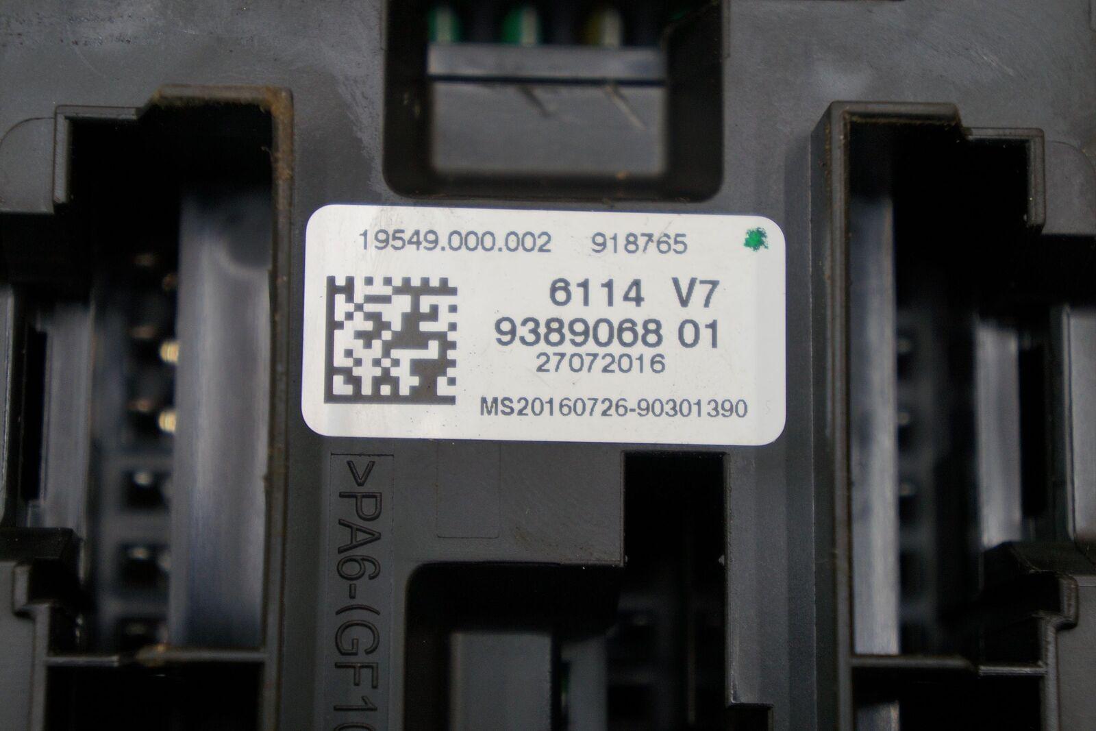 Fuse Box Control Module ECU ECM BCM 61149389068 OEM BMW 328i ...