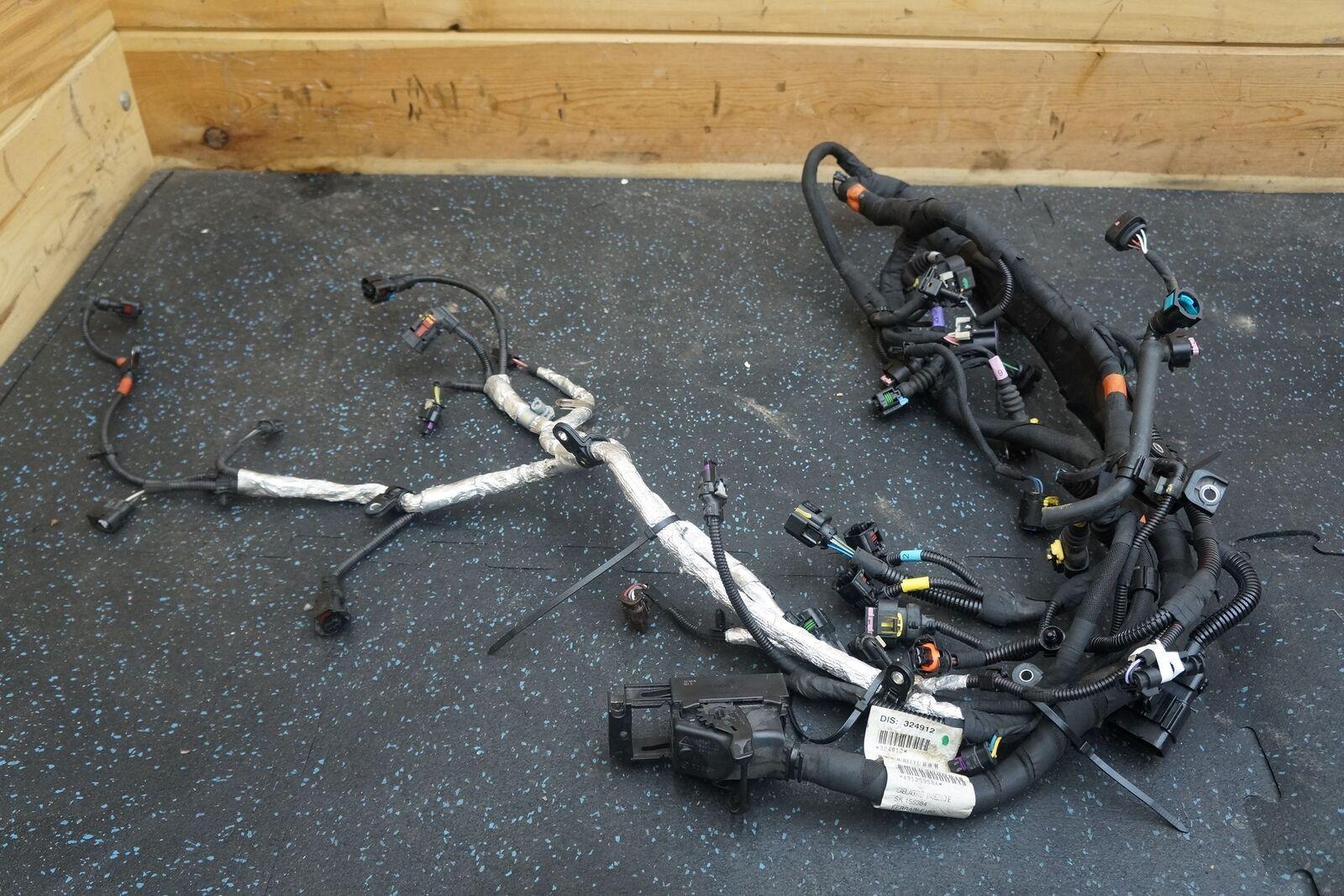 engine wiring wire harness 299594 oem 3 0l maserati ghibli rh pacificmotors com