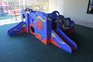 Emmanuel Faith Church Toddler Structure