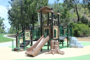 Nature Themed City of Laguna Niguel Seminole Park