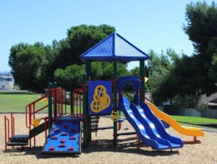 Chula Vista Playground Equipment