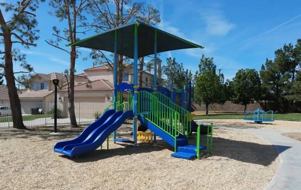 San Bernardino HOA playground equipment