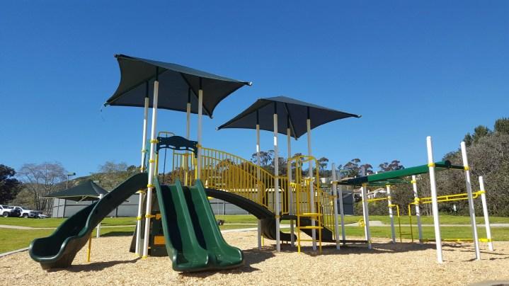 San Diego HOA playground equipment