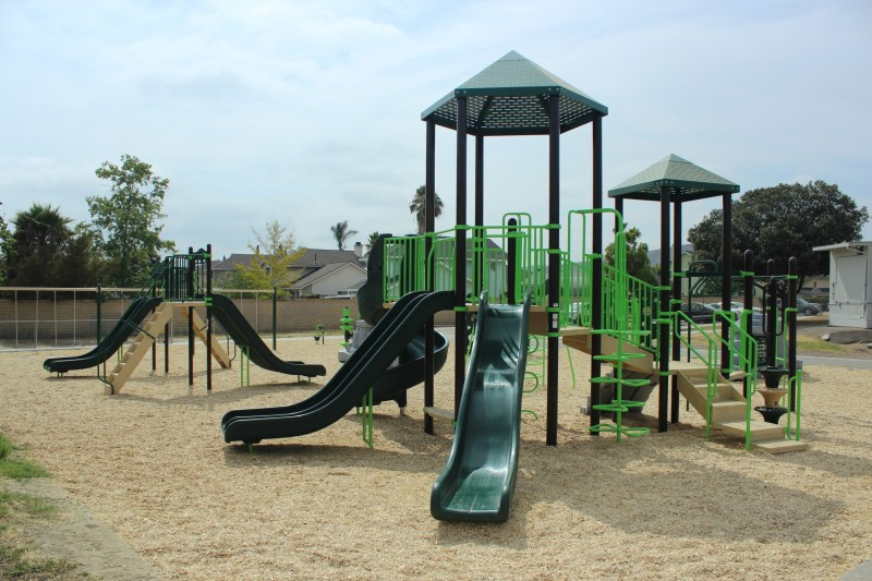 Reynolds Elem School Kinder Playuground