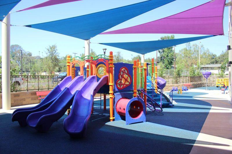 Perfect playground at Emmanuel Faith Community Church