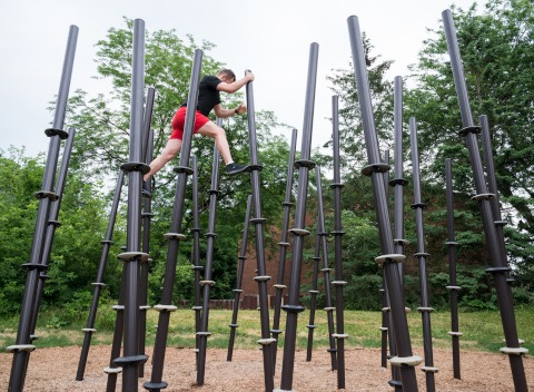Bamboo Challenge