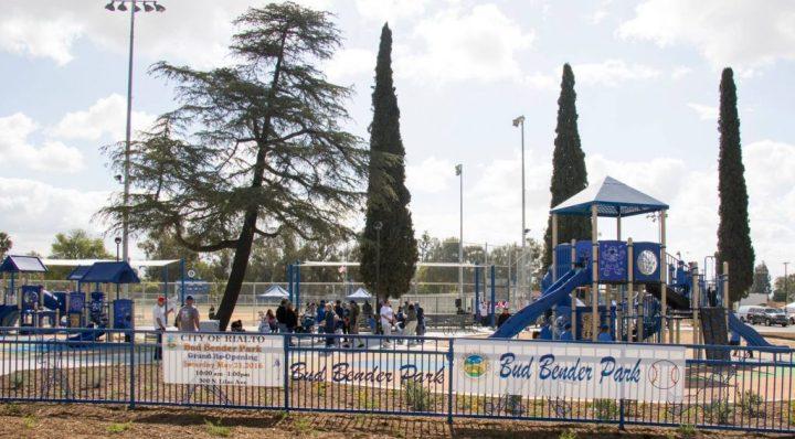 City of Rialto Playground Equipment