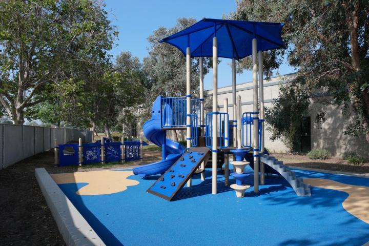 San Bernardino Playground