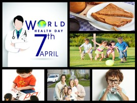 7th April: World Health Day