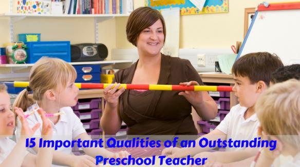 Qualities of an outstanding teacher