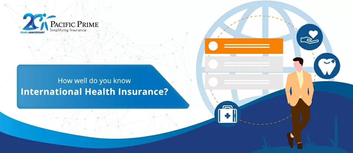 Pacific Prime's Insurance Quiz