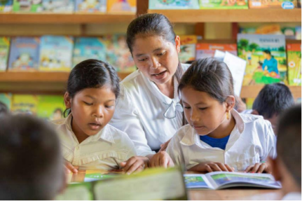 Pacific Prime and Room to Read launches Literacy Program in Cambodia