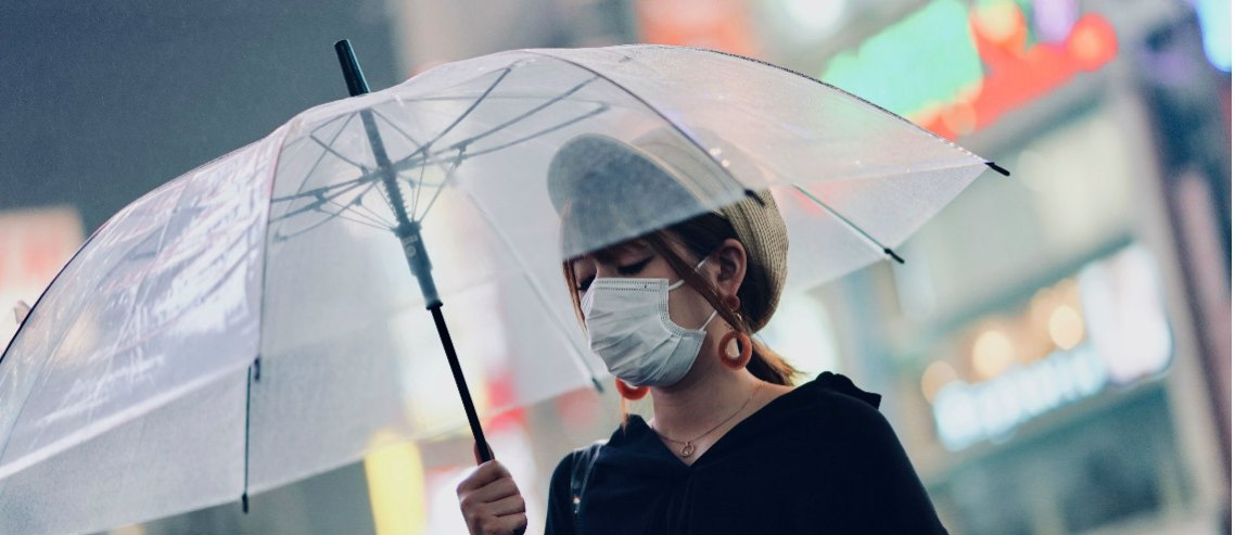 wuhan coronavirus article - how to wear a mask properly