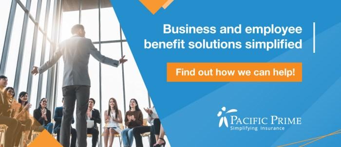 Corporate insurance banner