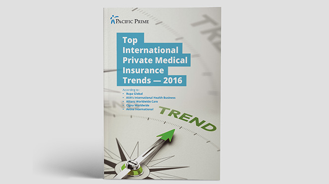 international private medical insurance trends