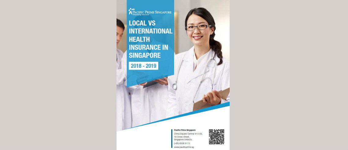 Health insurance options in Singapore explained in our local vs international health insurance guide
