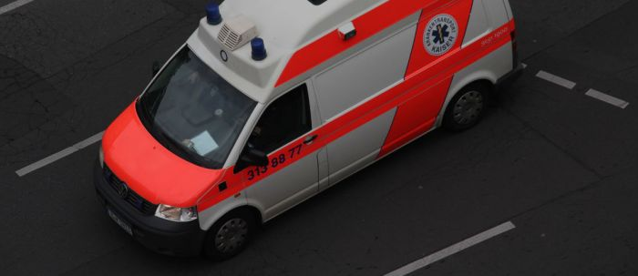 Emergency hospitalization insurance will only cover ambulance rides deemed as an emergency.