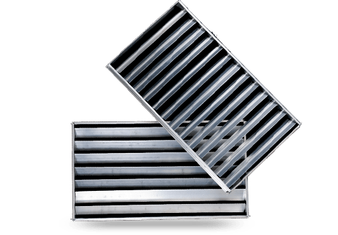 directional louvers pacific register