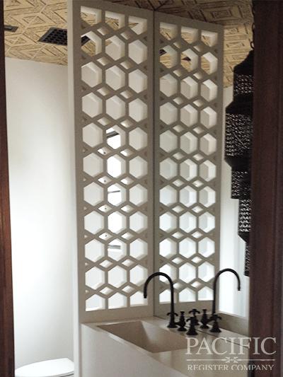 bathroom divider pacific register