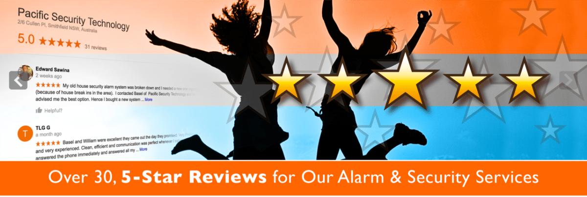 Alarm system specials