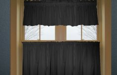 Deluxe Black Kitchen Curtains That Will Save You Money