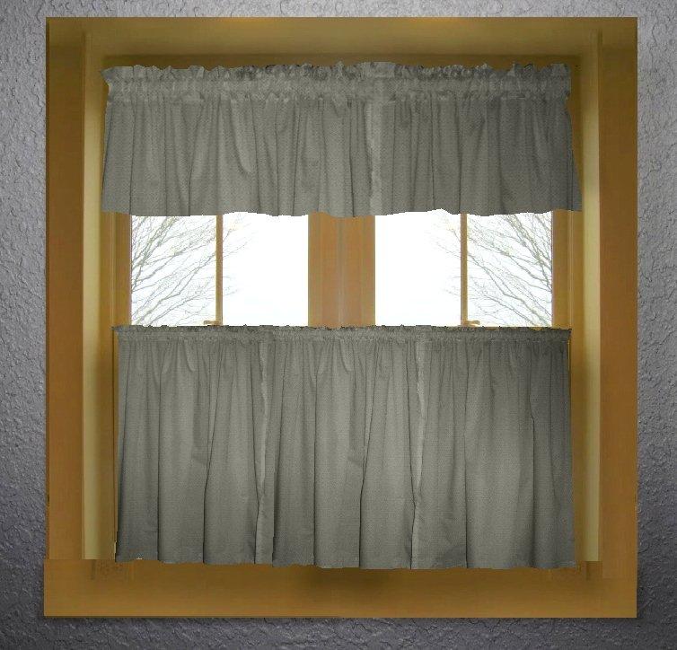 title | Grey Kitchen Window Curtains