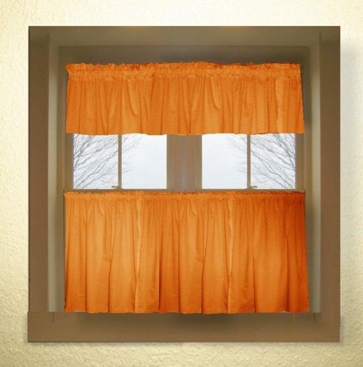 Kitchen Curtain Valance Sold Modern Curtainscafe Curtains