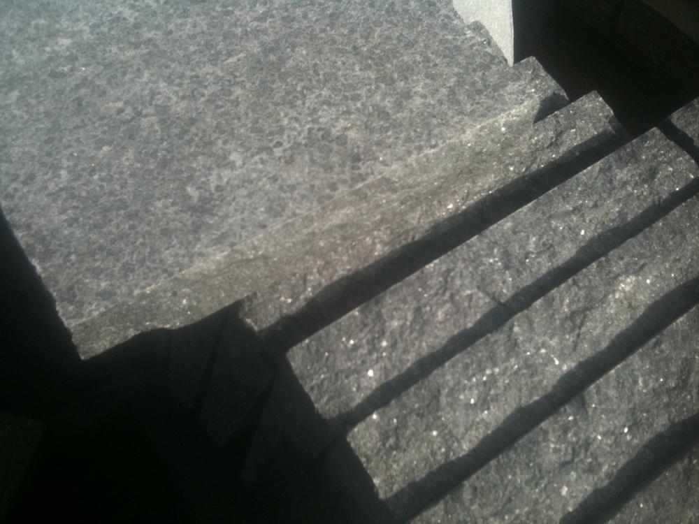 Black Granite Wall Caps Stone Slabs Treads Amp Stairway