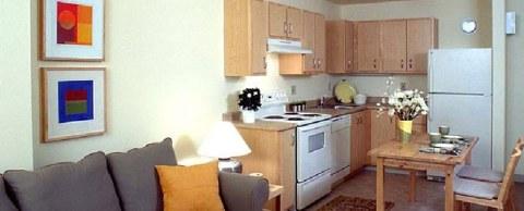 Full size Appliances, including Dishwasher
