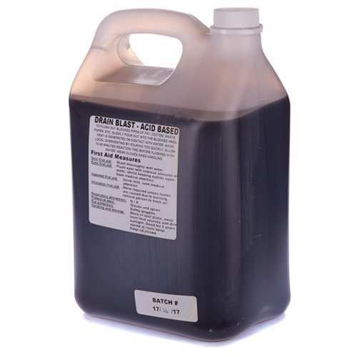 ACID DRAIN CLEANER 5LT