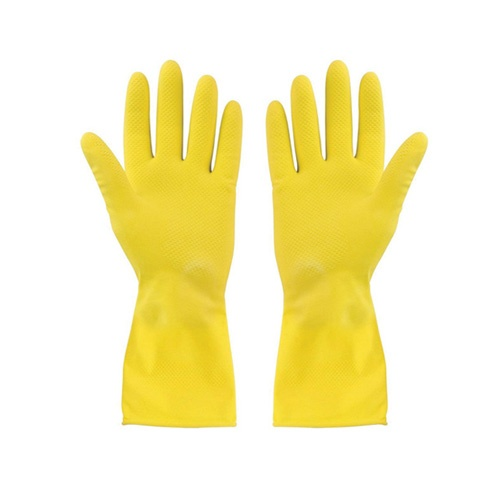 HOUSE HOLD GLOVES SMALL 1 PAIR