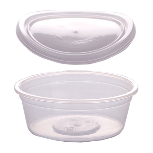 RL 125ML CUP AND LID X 100