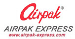 Airpak Express Tracking