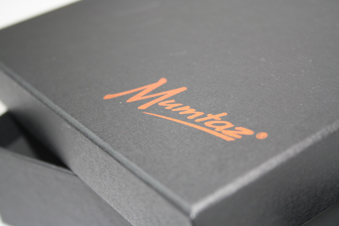 Bespoke custom printed box