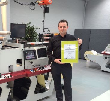 Mark Andy gets full HD Certification from Esko | Packaging MEA