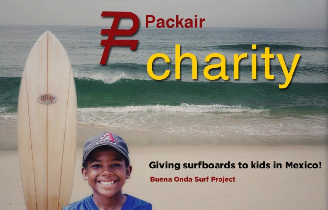 Packair Corporate Giving