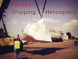 Shipping Helicopters