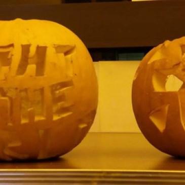 Innocent or evil Halloween